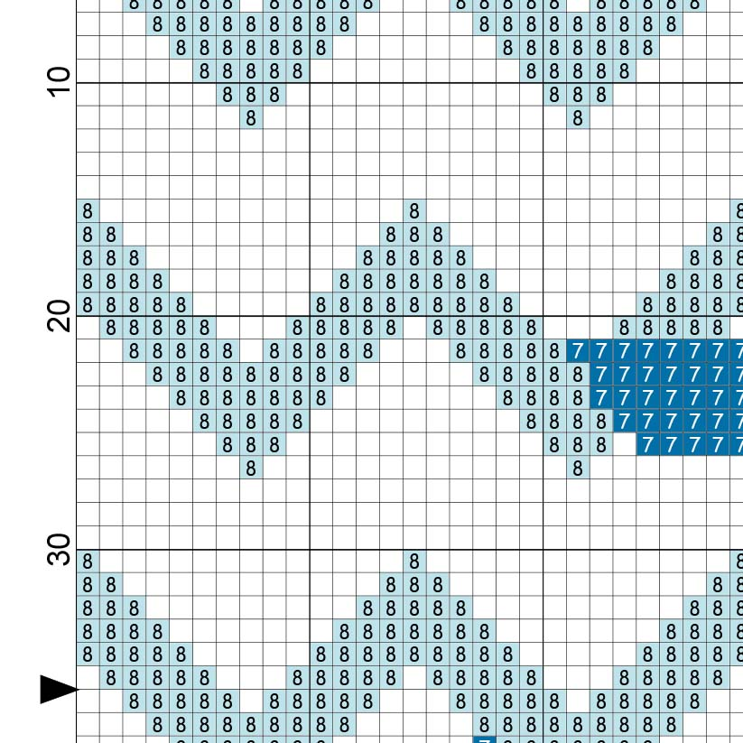 anchor-cross-stitch-patterns
