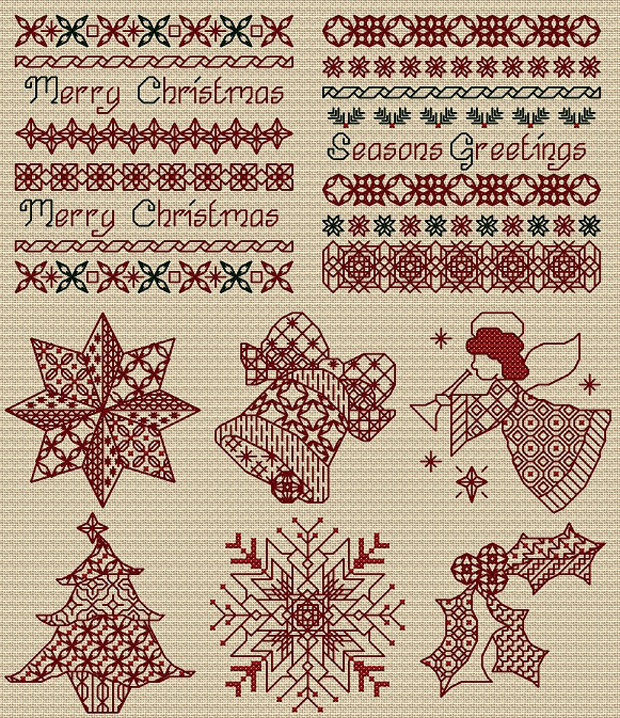 christmas-cross-stitch-designs