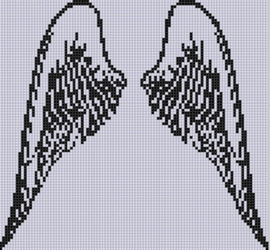 cross-pattern