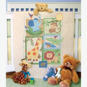 cross-stitch-baby-quilts