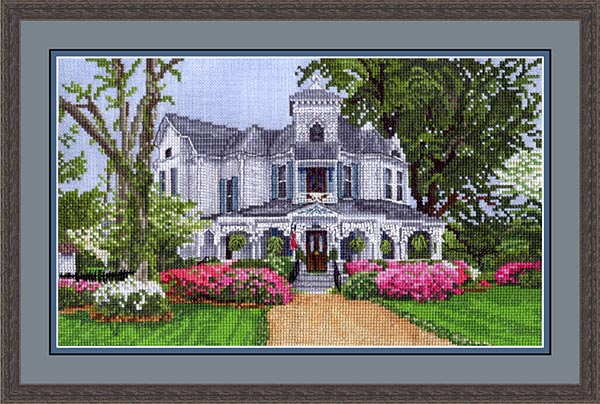 cross stitch catalog