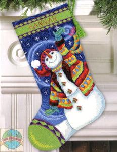 cross-stitch-christmas-stocking