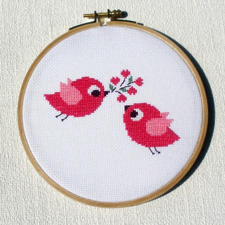 cross stitch design patterns