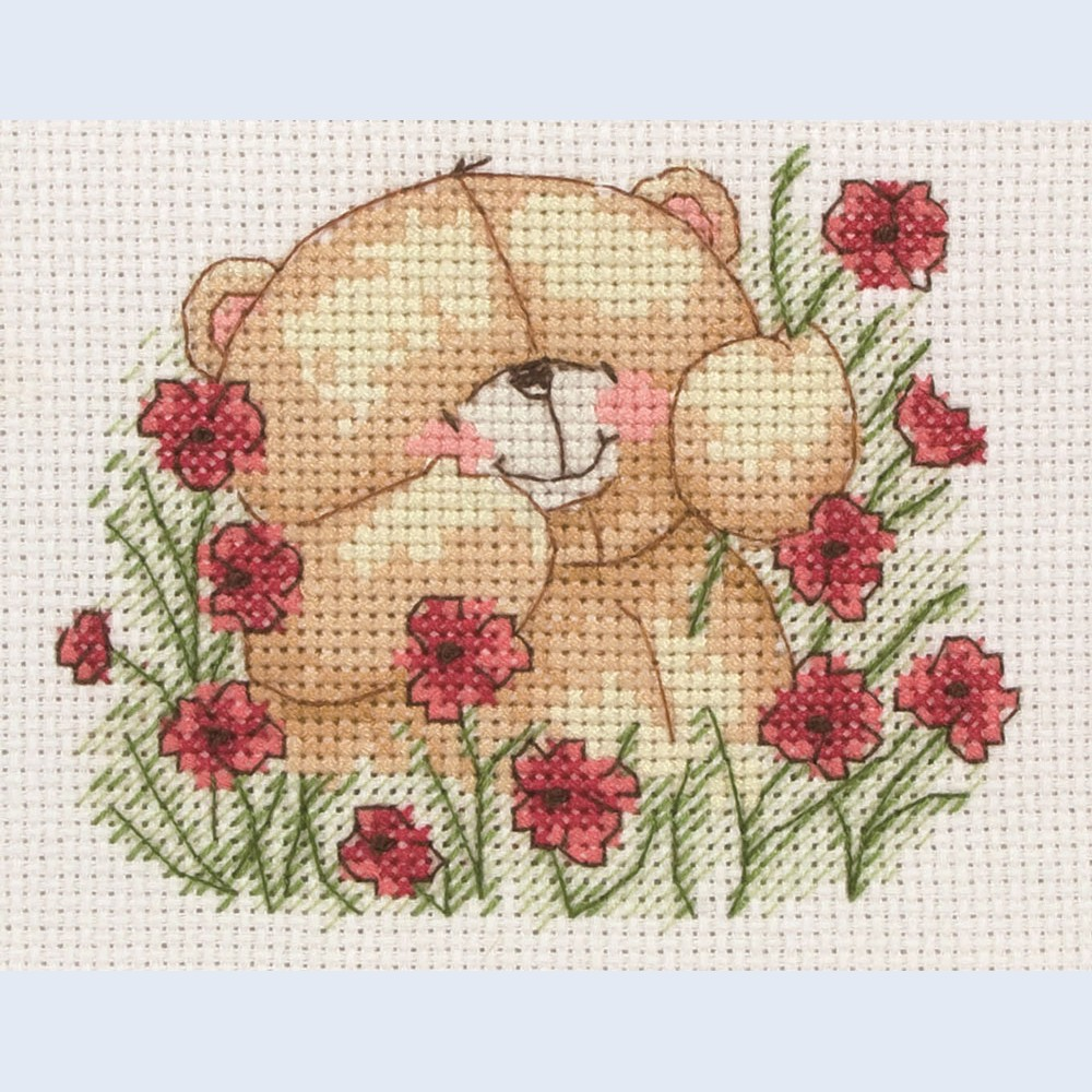 cross stitch needlework