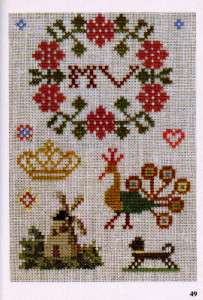 cross-stitch-pattern-books