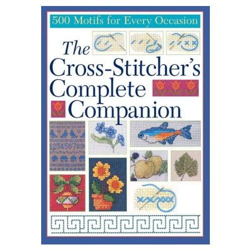 cross stitch patterns books