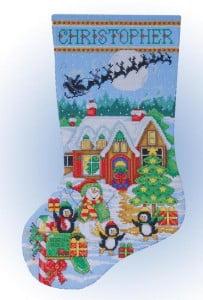 cross-stitch-stockings