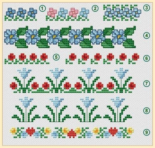cross stitches patterns