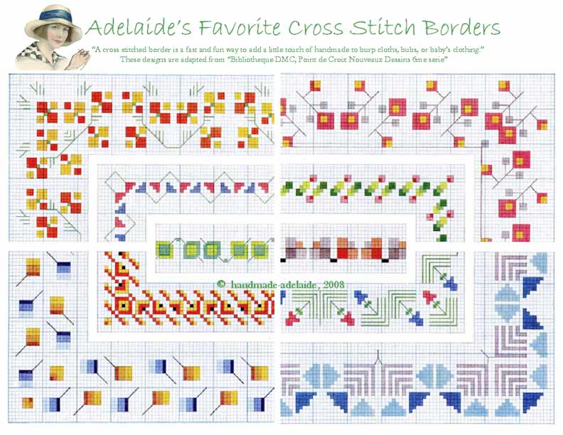 free cross stich patterns