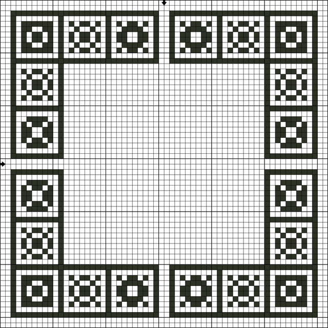 free cross stitch charts to print