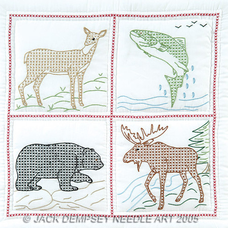 small cross stitch kits