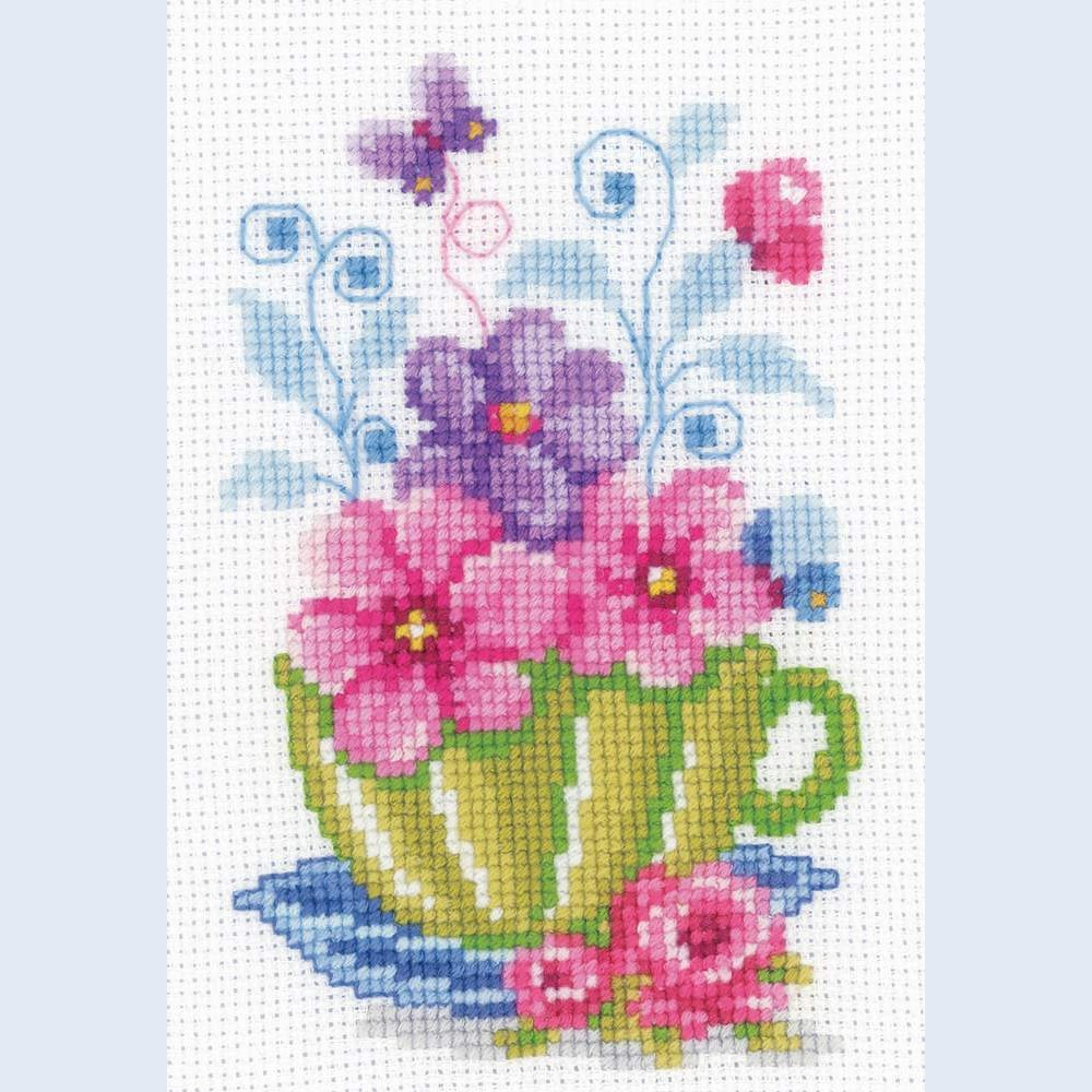 vervaco cross stitch