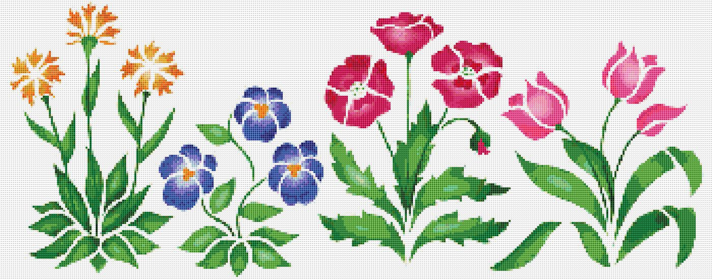 xstitch patterns