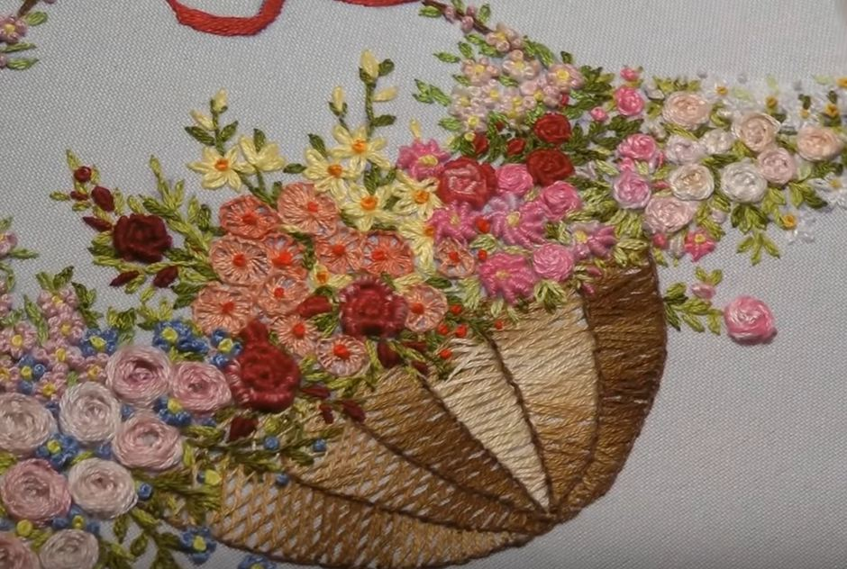 crewel embroidery free patterns
