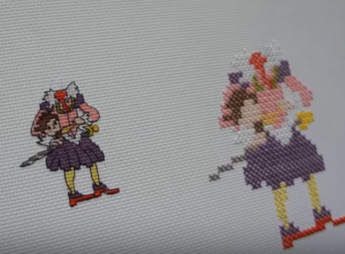 cross stitch designs for beginners
