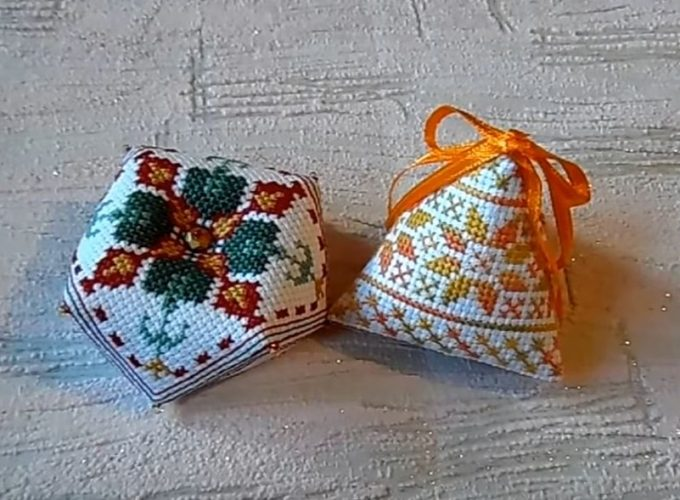 cross stitch designs for home decor