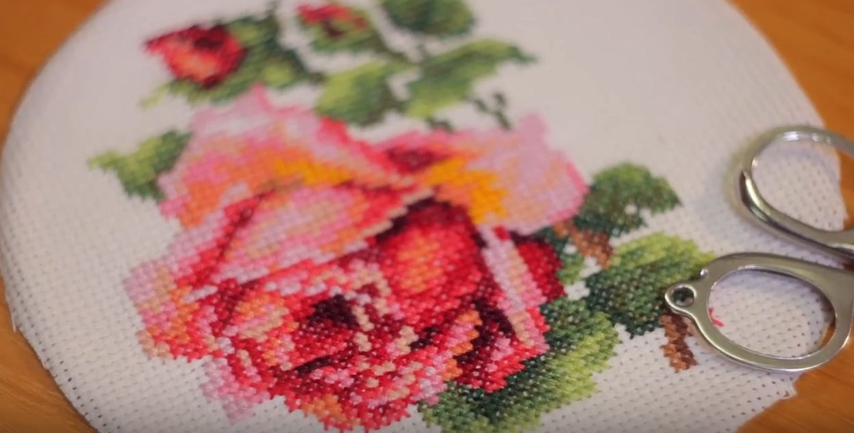 cross stitch kits modern