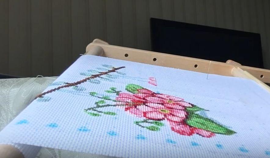 cross stitch patterns flowers