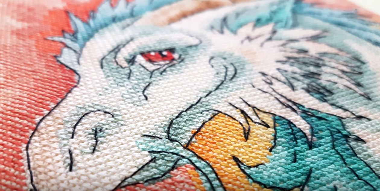 disney cross-stitch kits
