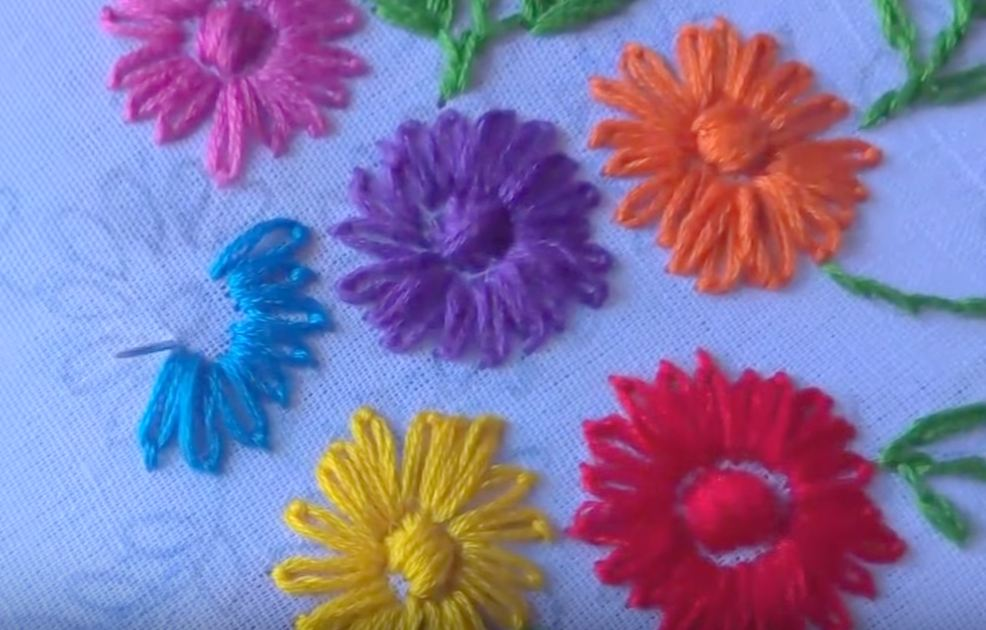 embroidery floss colors