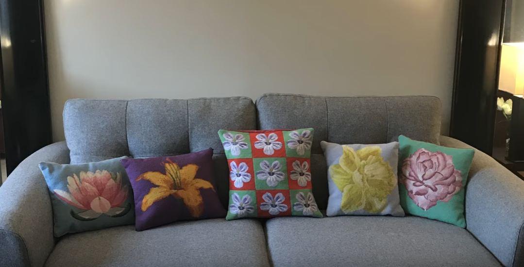 firescreen tapestry kits