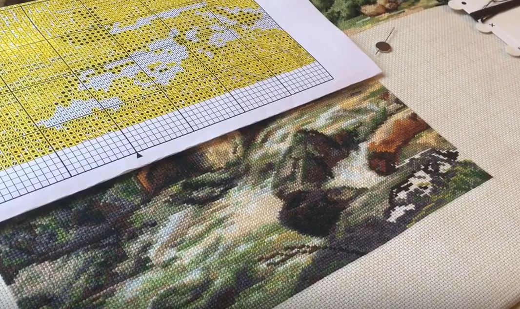 free cross stitch patterns charts