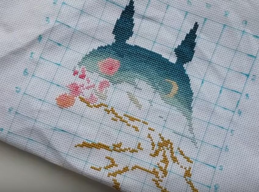 free cross-stitch patterns for beginners