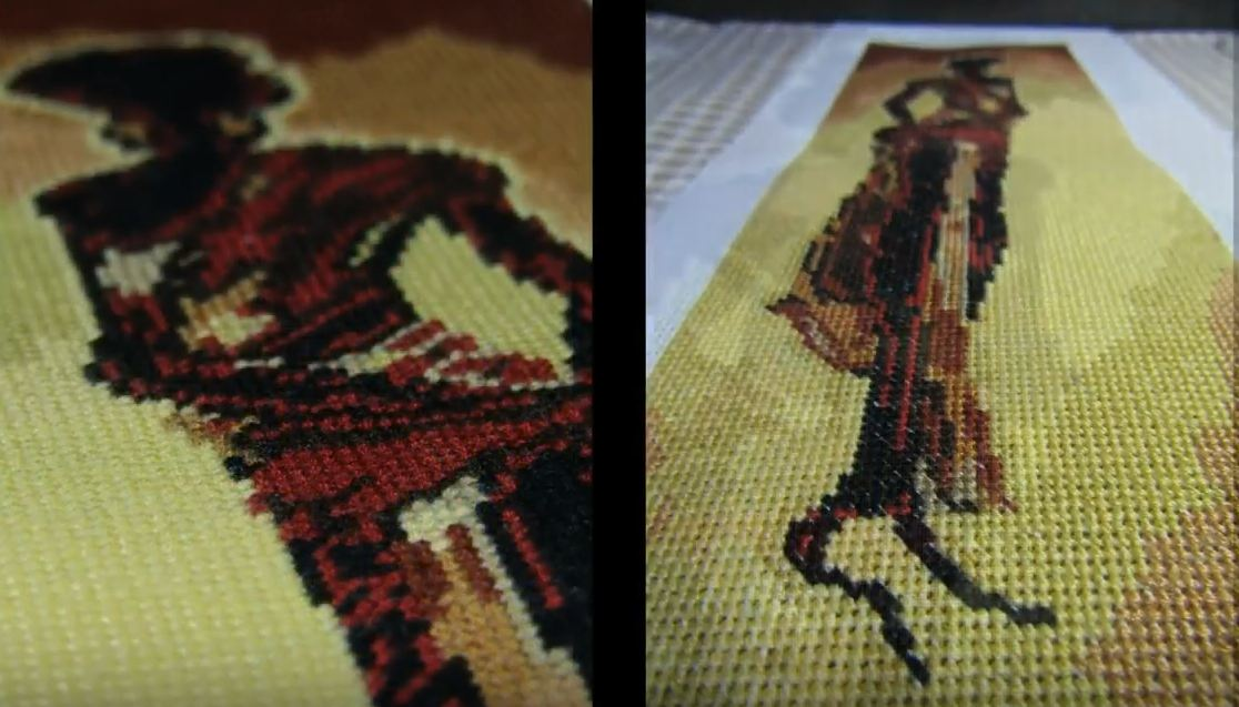 needlepoint kits for adults