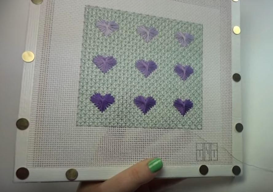 needlepoint kits uk