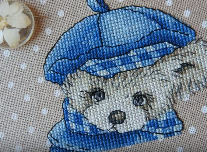 simple cross-stitch designs