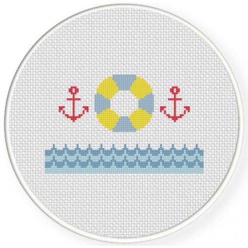 anchor cross stitch