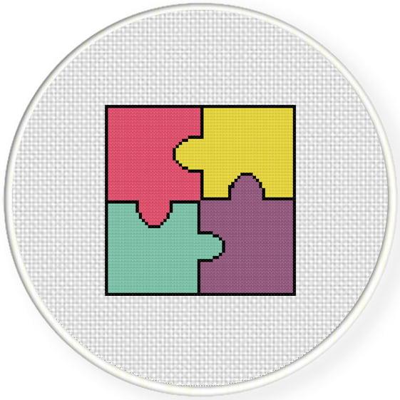 basic cross stitch patterns