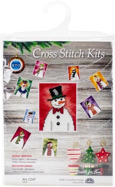 best cross stitch kits