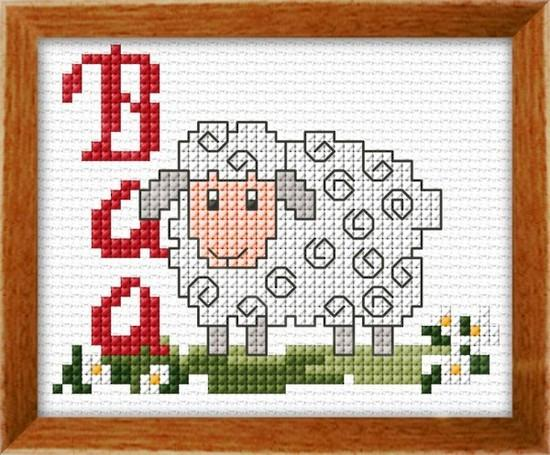 childrens cross stitch kits