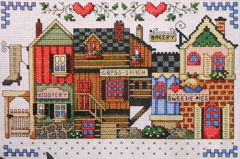 country cross stitch patterns