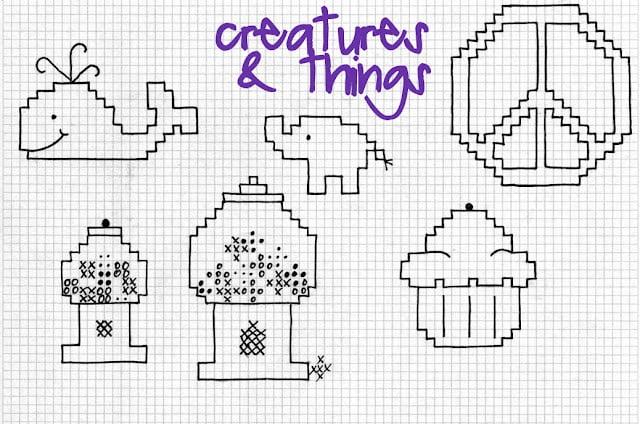 create a cross stitch pattern