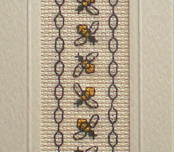 cross stitch bookmark kits