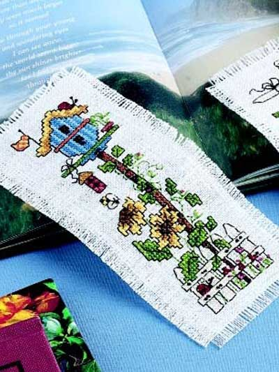 cross stitch bookmarks free patterns