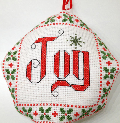 cross stitch christmas ornaments patterns free