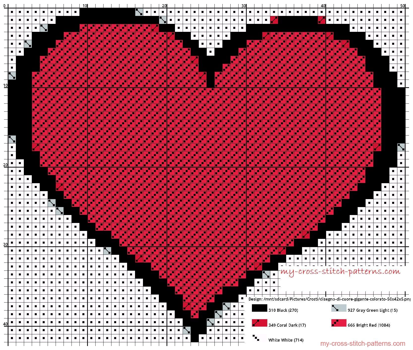 cross stitch easy patterns