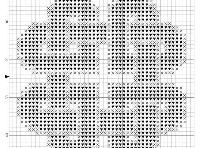 cross stitch free patterns to print