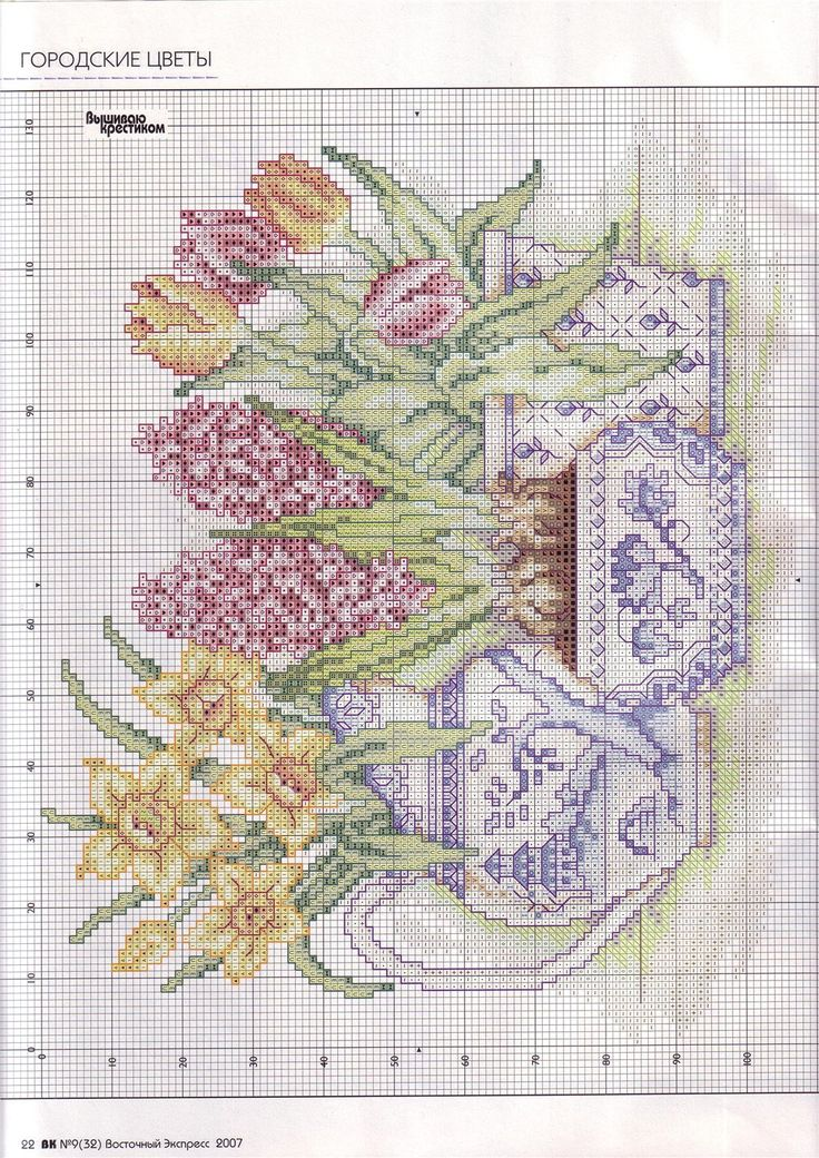 cross stitch graph maker