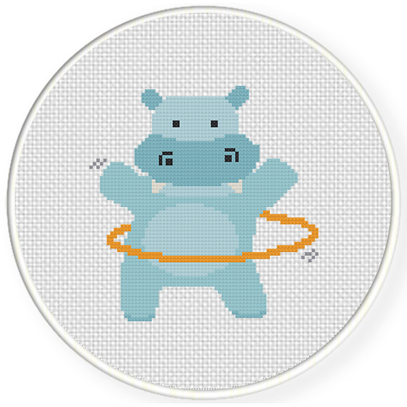 cross stitch hoop