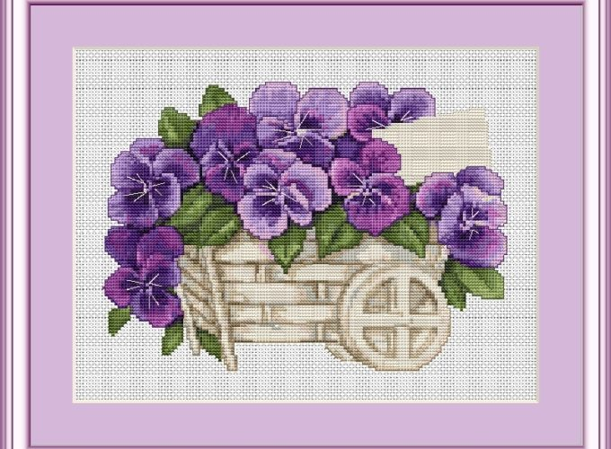 cross stitch instructions
