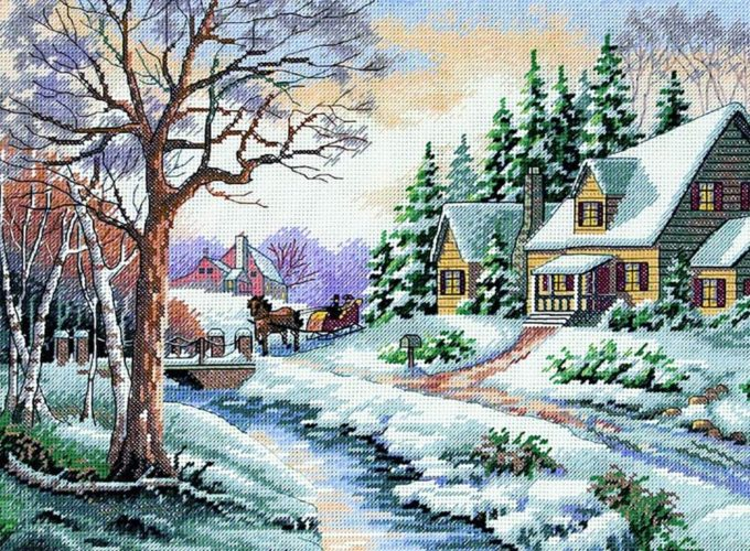 cross stitch kit sale