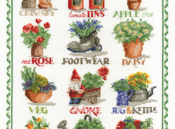 cross stitch kits uk