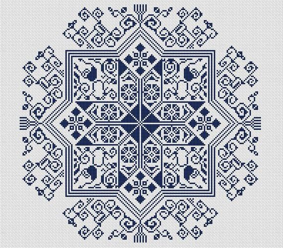 cross stitch pattern free download