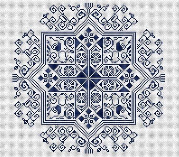 cross stitch pattern free download
