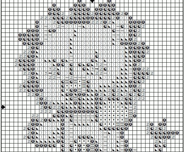 cross stitch pattern maker free