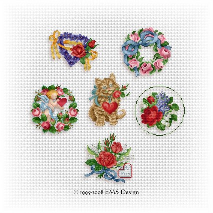 cross stitch patterns free to download